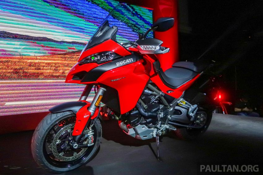 Ducati Malaysia triple launch – 2019 Ducati Panigale V4, Multistrada 1260 S, Monster 821, from RM69k Image #864862