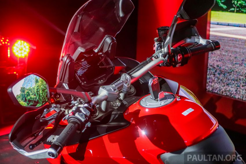Ducati Malaysia triple launch – 2019 Ducati Panigale V4, Multistrada 1260 S, Monster 821, from RM69k Image #864864