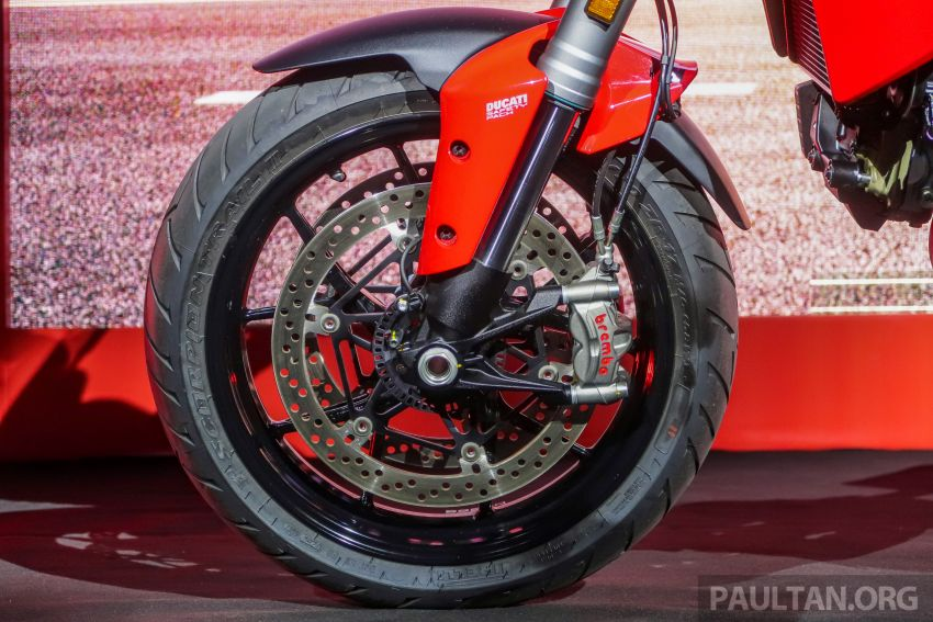 Ducati Malaysia triple launch – 2019 Ducati Panigale V4, Multistrada 1260 S, Monster 821, from RM69k Image #864866