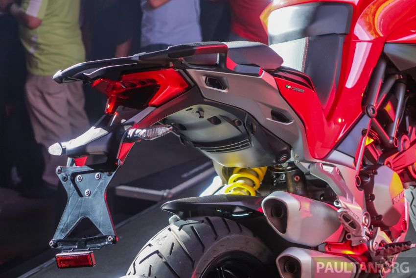Ducati Malaysia triple launch – 2019 Ducati Panigale V4, Multistrada 1260 S, Monster 821, from RM69k Image #864867