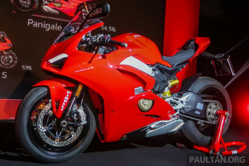 Ducati Malaysia triple launch – 2019 Ducati Panigale V4, Multistrada 1260 S, Monster 821, from RM69k Image #864881