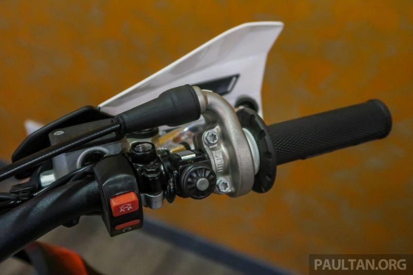 KTM Malaysia lancar model offroad tahun 2019 – pilihan enjin 250 hingga 450 cc, empat strok/dua strok Image #865173