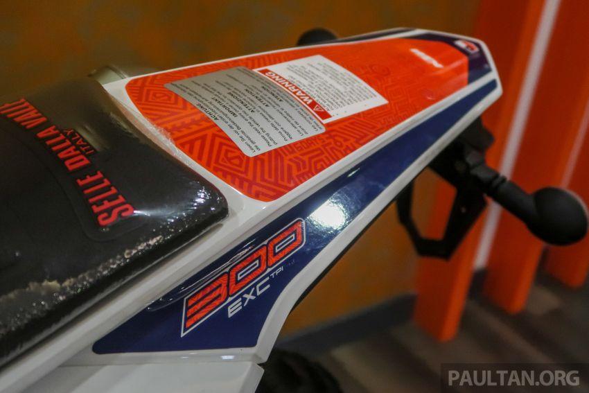 KTM Malaysia lancar model offroad tahun 2019 – pilihan enjin 250 hingga 450 cc, empat strok/dua strok Image #865156