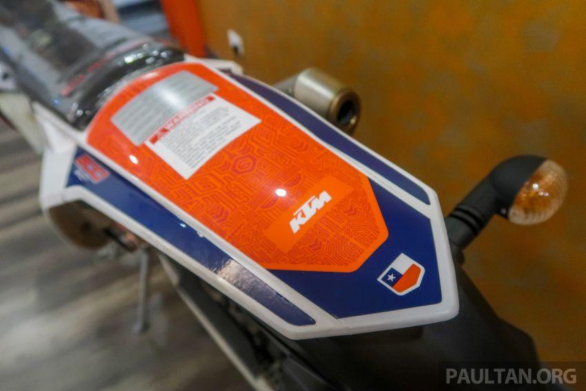 KTM Malaysia lancar model offroad tahun 2019 – pilihan enjin 250 hingga 450 cc, empat strok/dua strok Image #865157