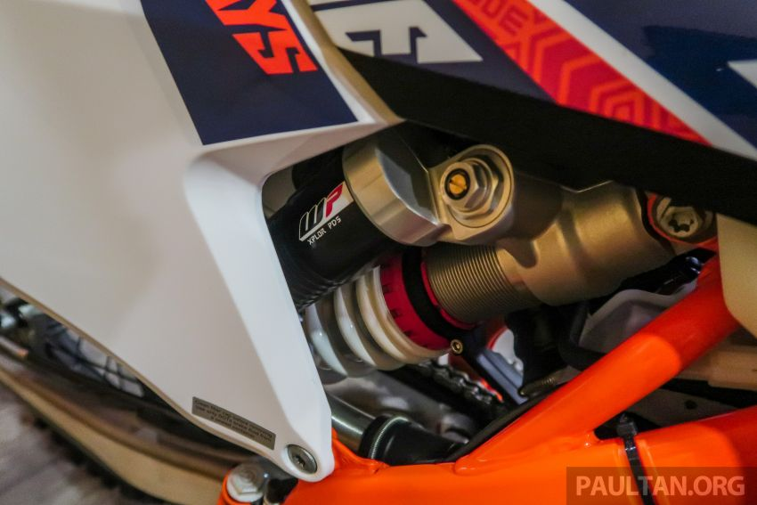 KTM Malaysia lancar model offroad tahun 2019 – pilihan enjin 250 hingga 450 cc, empat strok/dua strok Image #865163