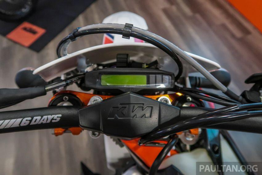 KTM Malaysia lancar model offroad tahun 2019 – pilihan enjin 250 hingga 450 cc, empat strok/dua strok Image #865216