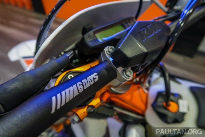 KTM Malaysia lancar model offroad tahun 2019 – pilihan enjin 250 hingga 450 cc, empat strok/dua strok Image #865218