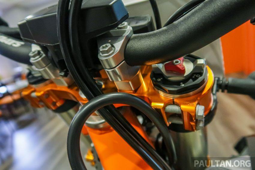 KTM Malaysia lancar model offroad tahun 2019 – pilihan enjin 250 hingga 450 cc, empat strok/dua strok Image #865224