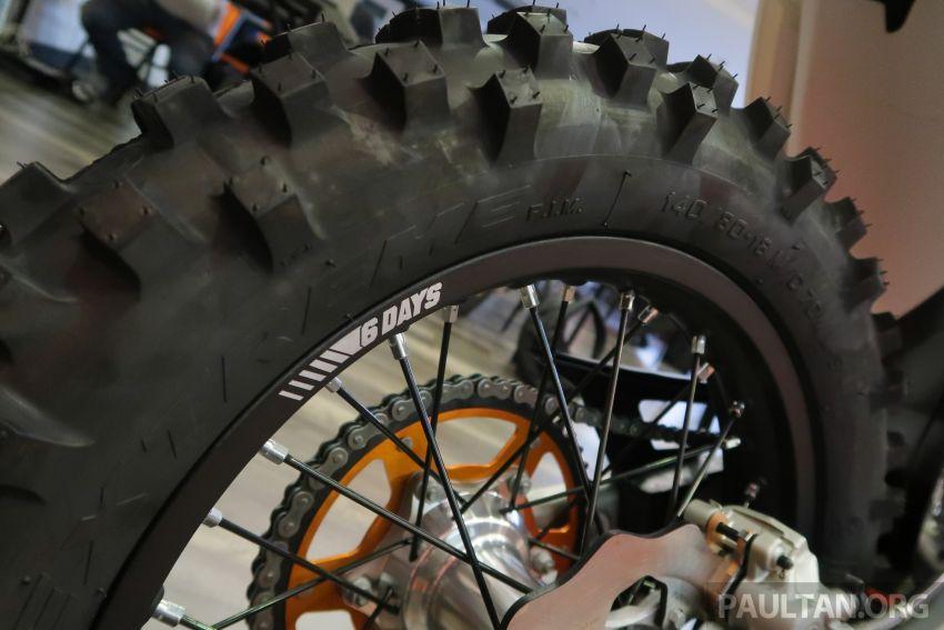 KTM Malaysia lancar model offroad tahun 2019 – pilihan enjin 250 hingga 450 cc, empat strok/dua strok Image #865242
