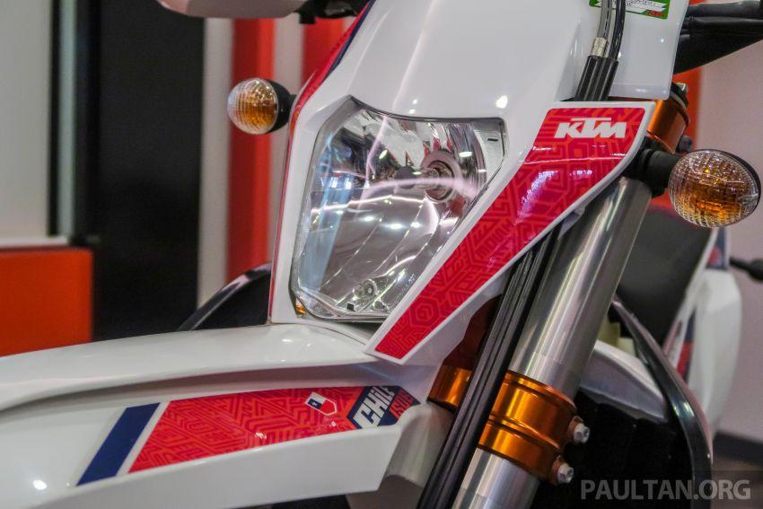 KTM Malaysia lancar model offroad tahun 2019 – pilihan enjin 250 hingga 450 cc, empat strok/dua strok Image #865196