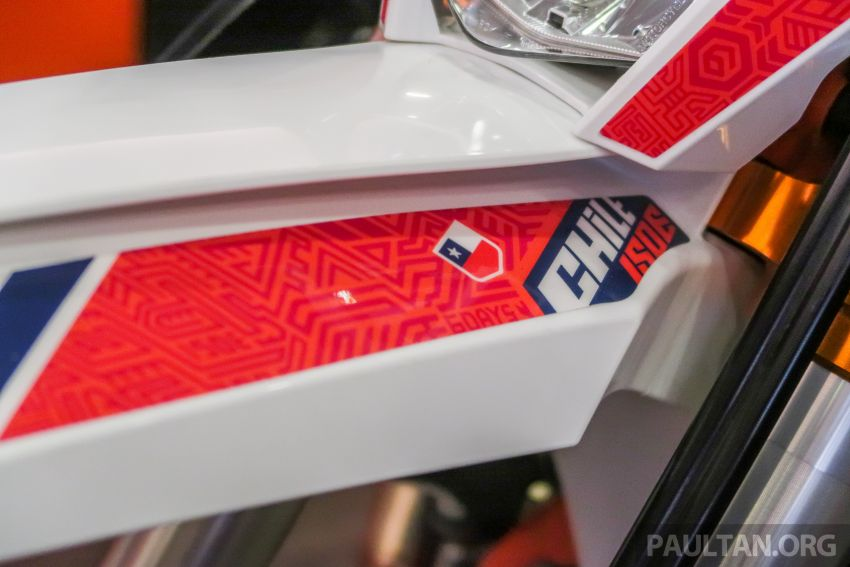 KTM Malaysia lancar model offroad tahun 2019 – pilihan enjin 250 hingga 450 cc, empat strok/dua strok Image #865198