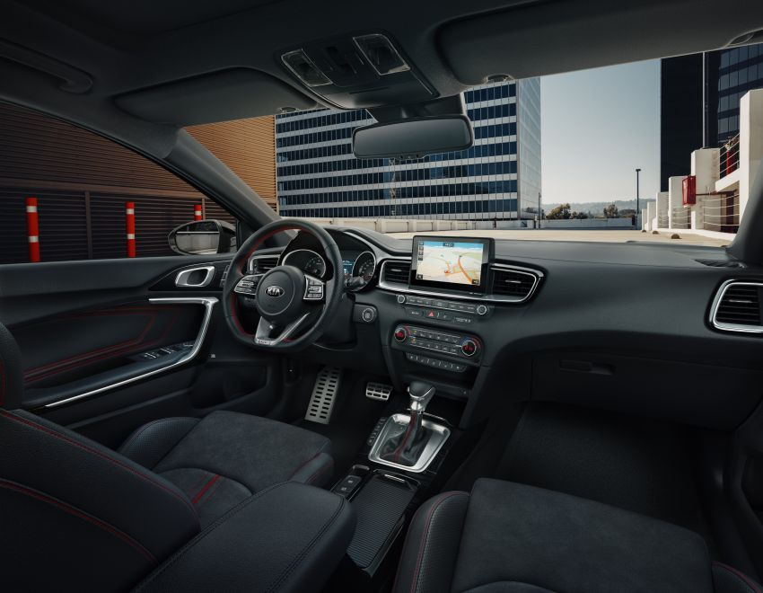 Kia Ceed GT – kemunculan hot hatch dengan 204 PS, 265 Nm, bakal dipertontonkan di Paris Motor Show Image #861230