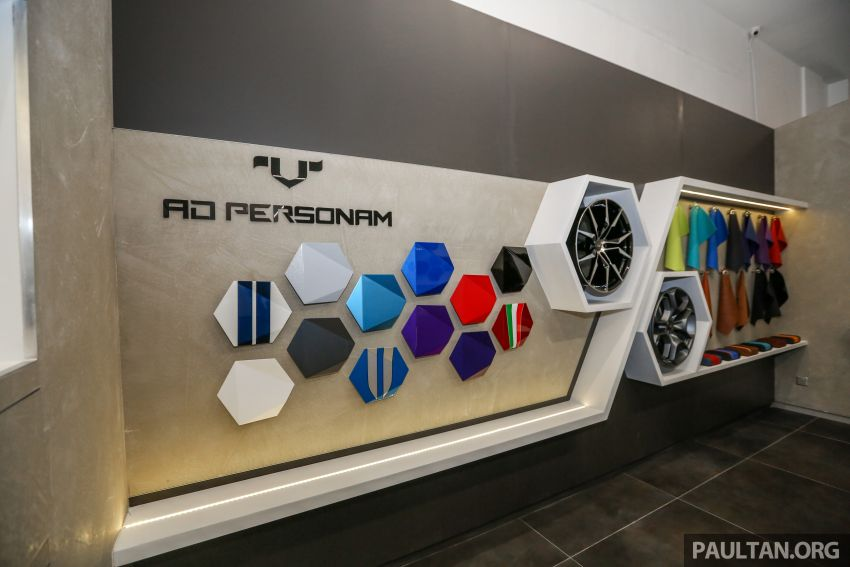 Lamborghini Kuala Lumpur unveils its revamped Glenmarie 3S centre, featuring automaker's new CI Image #861086