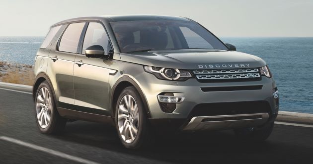 2018 Land Rover Discovery Sport Receives 2 0l Ingenium Petrol Engine