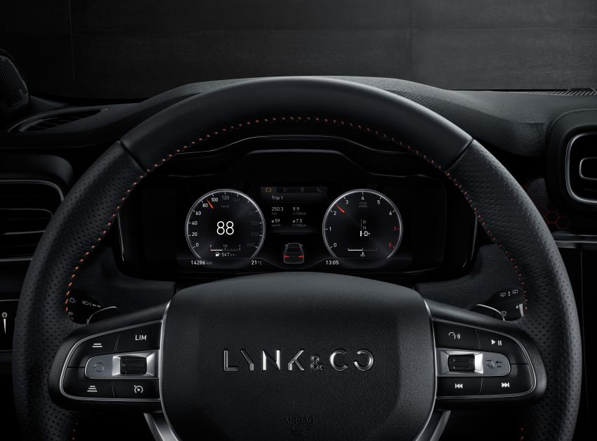 Lynk & Co 03 makes its debut at Chengdu Motor Show Image #856889