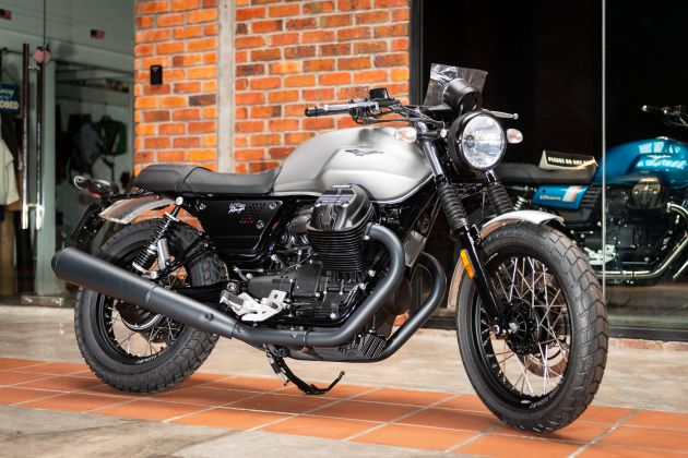 2018 Moto Guzzi V7 Iii Rough In Malaysia Rm75000
