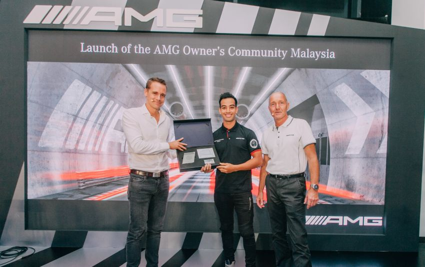 Mercedes-Benz Malaysia launches AMG Owners Community Malaysia, open to all AMG vehicle owners