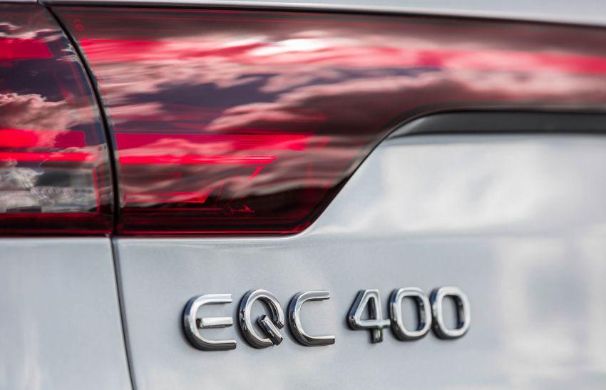 2019 Mercedes-Benz EQC unveiled – 450 km range Image #858034