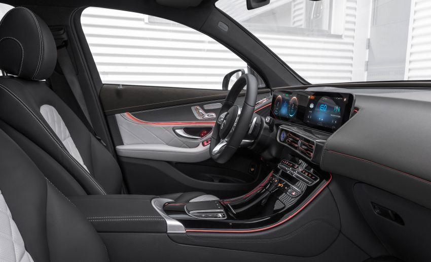 2019 Mercedes-Benz EQC unveiled – 450 km range Image #858039