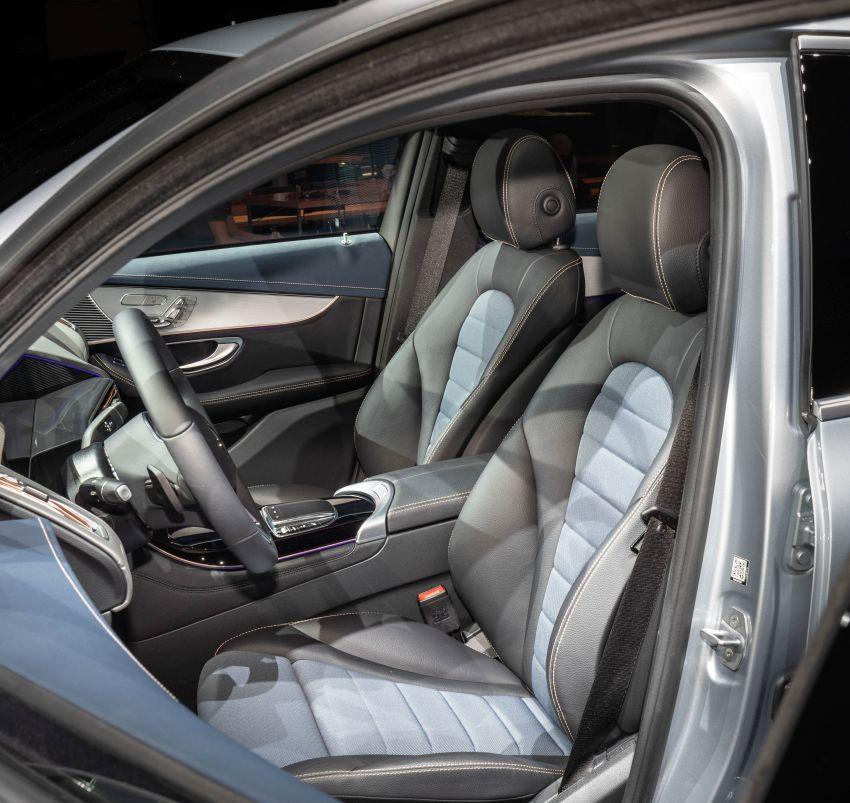 2019 Mercedes-Benz EQC unveiled – 450 km range Image #858062