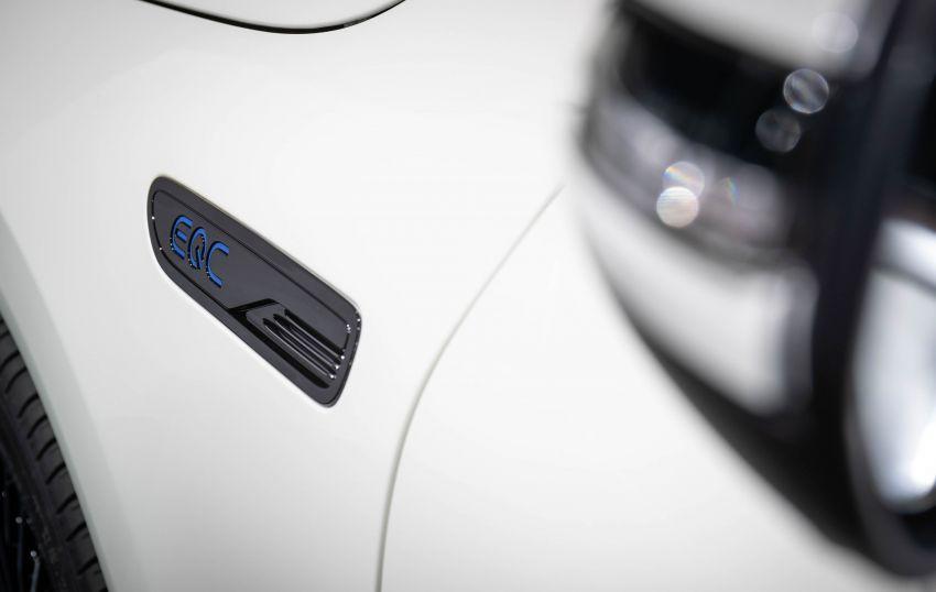2019 Mercedes-Benz EQC unveiled – 450 km range Image #858068