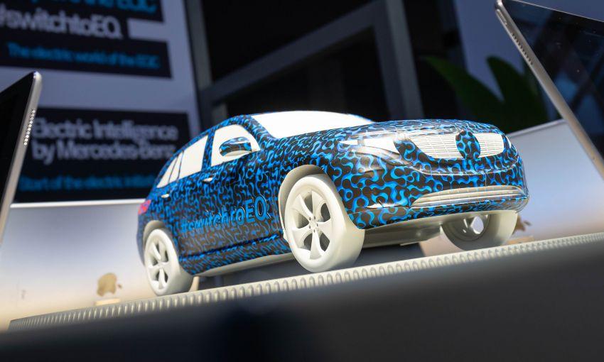 2019 Mercedes-Benz EQC unveiled – 450 km range Image #858079