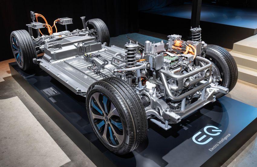 2019 Mercedes-Benz EQC unveiled – 450 km range Image #858080