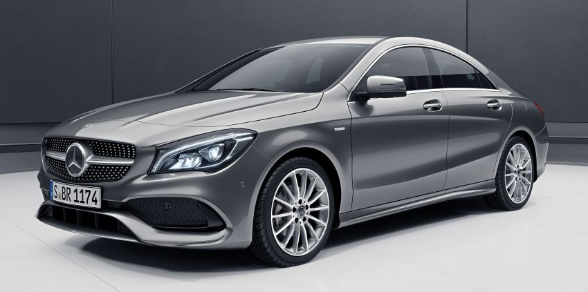Mercedes-Benz CLA 200 Night Edition and GLA 200 Night Edition introduced – RM243k and RM245k Image #859224