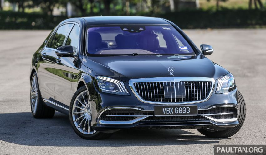 FIRST DRIVE: Mercedes-Maybach S-Class – RM1.4m Image #860725