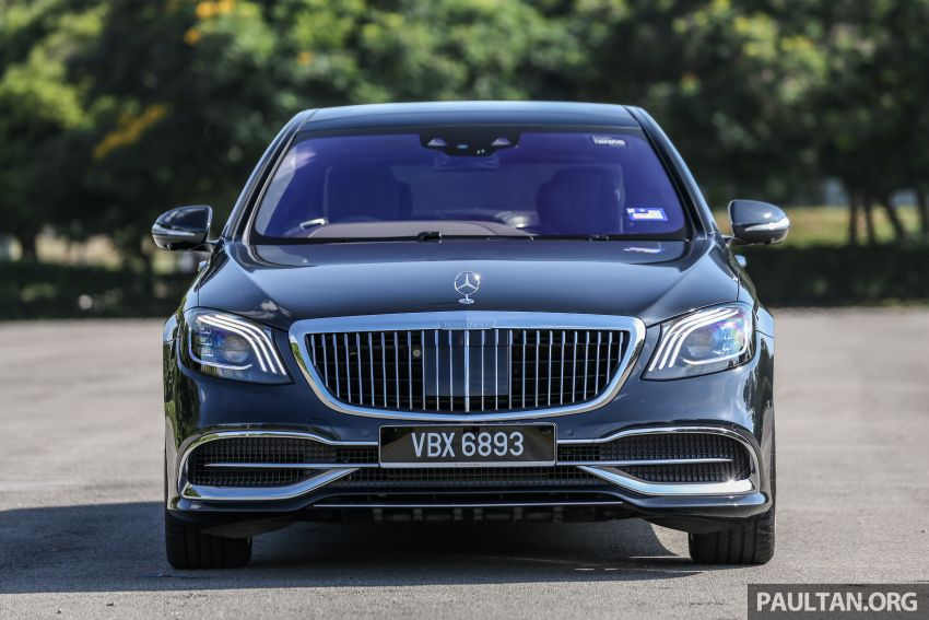 FIRST DRIVE: Mercedes-Maybach S-Class – RM1.4m Image #860733