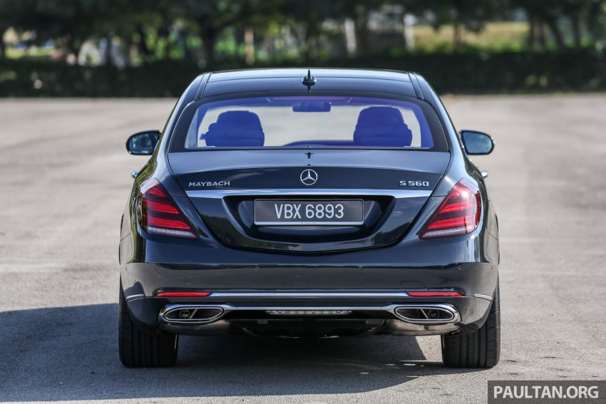 FIRST DRIVE: Mercedes-Maybach S-Class – RM1.4m Image #860734