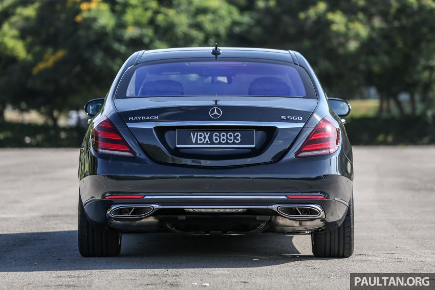 FIRST DRIVE: Mercedes-Maybach S-Class – RM1.4m Image #860735