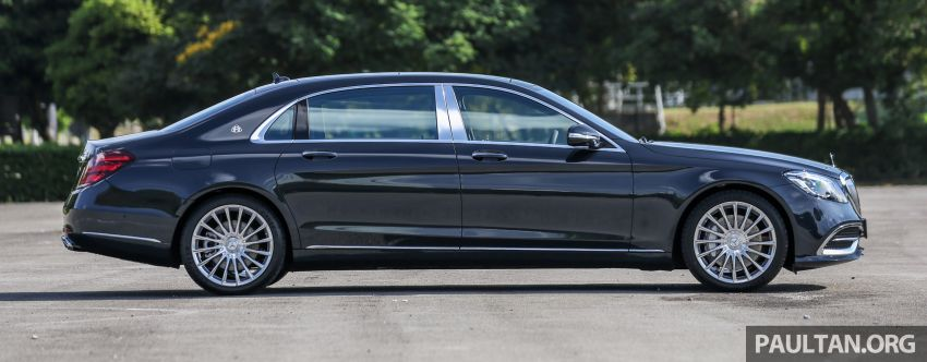 FIRST DRIVE: Mercedes-Maybach S-Class – RM1.4m Image #860736