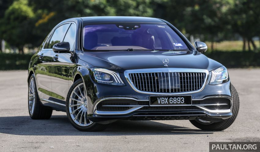 FIRST DRIVE: Mercedes-Maybach S-Class – RM1.4m Image #860726