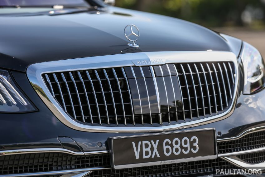 FIRST DRIVE: Mercedes-Maybach S-Class – RM1.4m Image #860742
