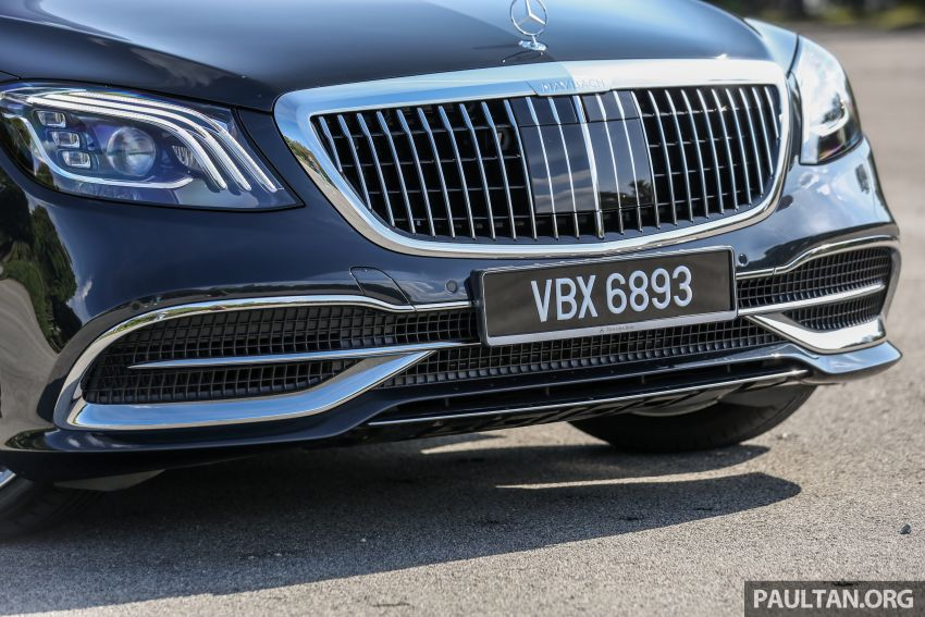 FIRST DRIVE: Mercedes-Maybach S-Class – RM1.4m Image #860743