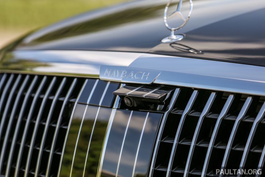 FIRST DRIVE: Mercedes-Maybach S-Class – RM1.4m Image #860745
