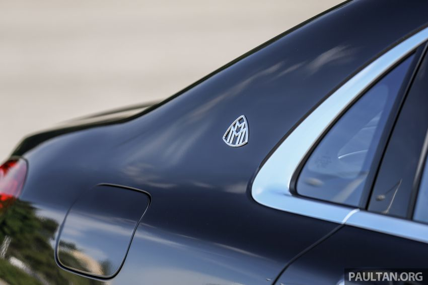 FIRST DRIVE: Mercedes-Maybach S-Class – RM1.4m Image #860755