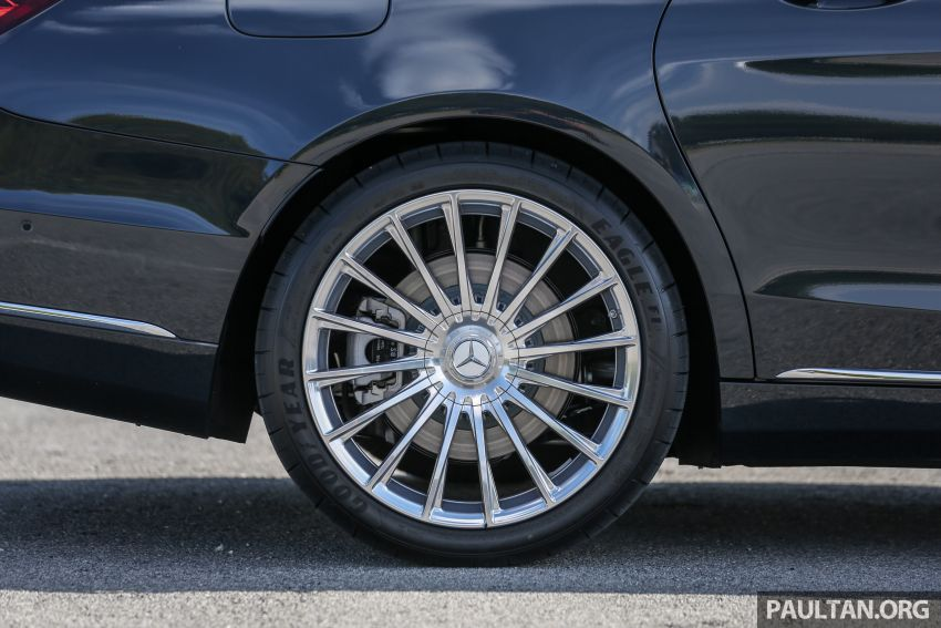 FIRST DRIVE: Mercedes-Maybach S-Class – RM1.4m Image #860758