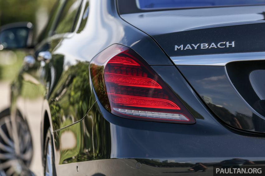 FIRST DRIVE: Mercedes-Maybach S-Class – RM1.4m Image #860759