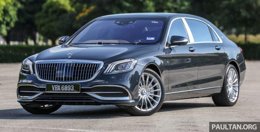 FIRST DRIVE: Mercedes-Maybach S-Class – RM1.4m Image #860728