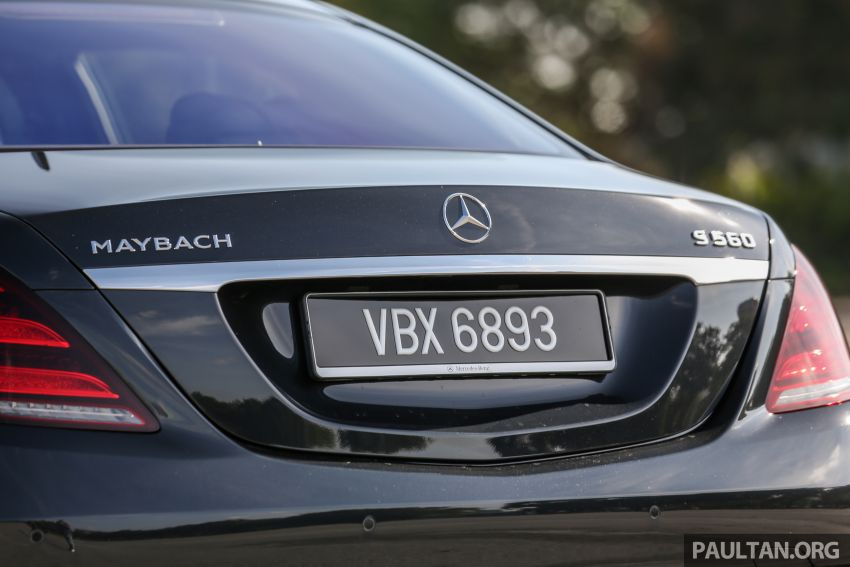 FIRST DRIVE: Mercedes-Maybach S-Class – RM1.4m Image #860764