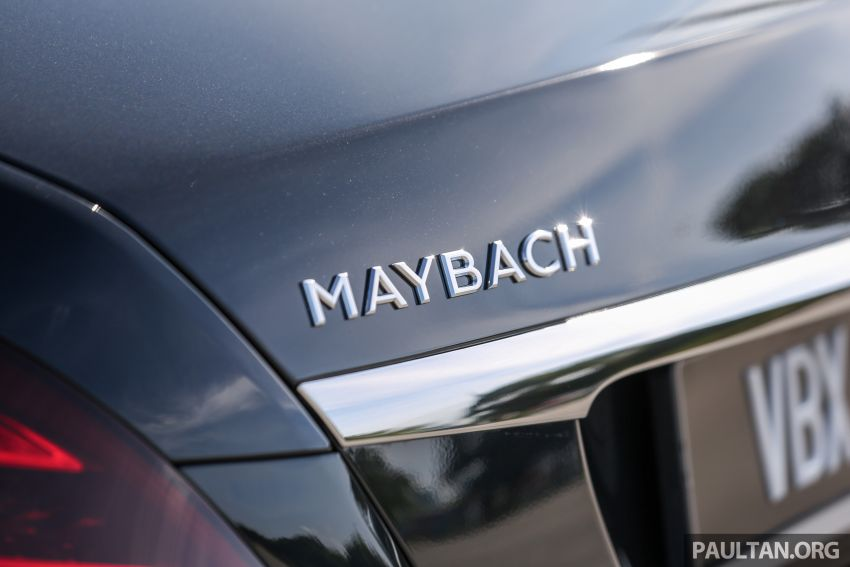FIRST DRIVE: Mercedes-Maybach S-Class – RM1.4m Image #860767