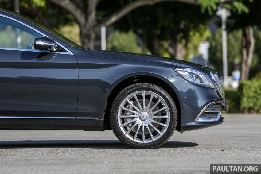 FIRST DRIVE: Mercedes-Maybach S-Class – RM1.4m Image #860772