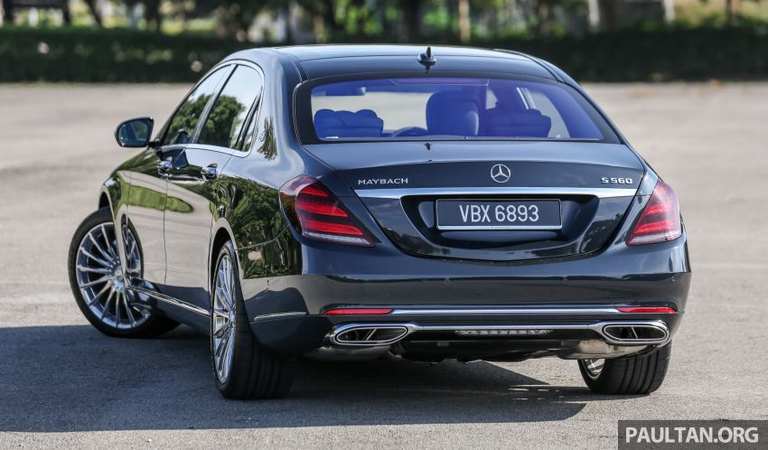 FIRST DRIVE: Mercedes-Maybach S-Class – RM1.4m Image #860729
