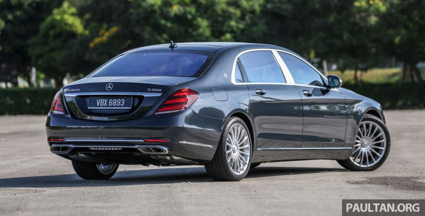 FIRST DRIVE: Mercedes-Maybach S-Class – RM1.4m Image #860731