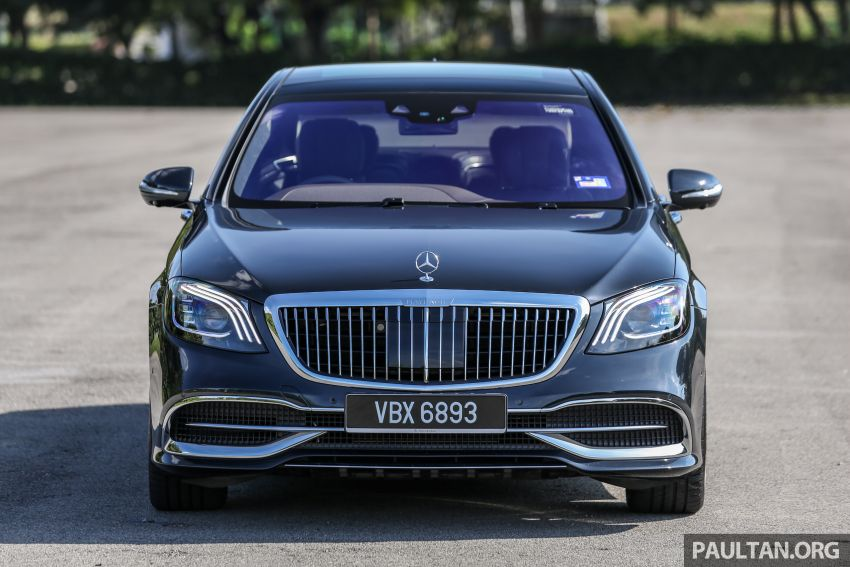 FIRST DRIVE: Mercedes-Maybach S-Class – RM1.4m Image #860732