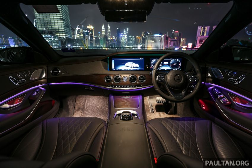 FIRST DRIVE: Mercedes-Maybach S-Class – RM1.4m Image #860895