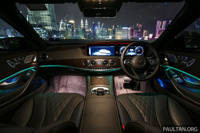 FIRST DRIVE: Mercedes-Maybach S-Class – RM1.4m Image #860897
