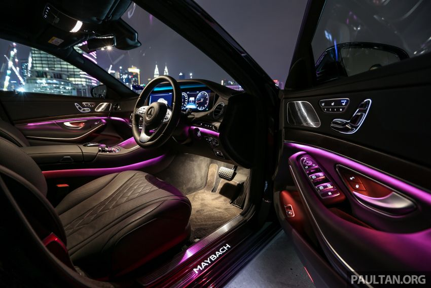 FIRST DRIVE: Mercedes-Maybach S-Class – RM1.4m Image #860900